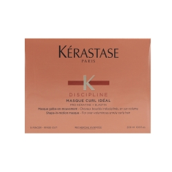 KERASTASE DISCIPLINE Masque Curl Ideal Curly Hair Mask 200ml