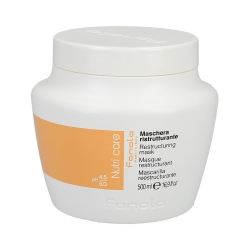 FANOLA NUTRI CARE Restructuring Hair Restoration Mask 500 ml