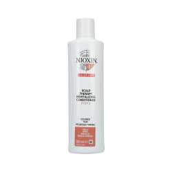 NIOXIN 3D CARE SYSTEM 4 Scalp Therapy Revitalising Conditioner 300ml