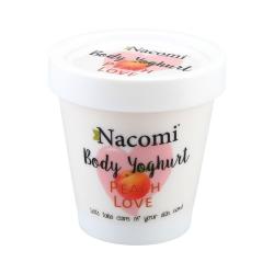 NACOMI Body Yoghurt Peach Love body yogurt - peach 180ml