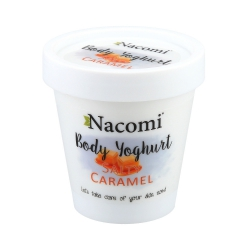 NACOMI Body Yoghurt Caramel body yogurt - salty caramel 180ml