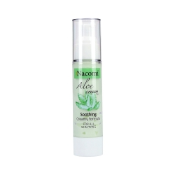 NACOMI Aloe Cream Aloe Vera Face moisturiser 50ml