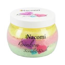 NACOMI Scrub&Wash Rainbow Washing mousse - watermelon 200ml