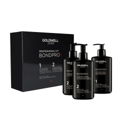 GOLDWELL SYSTEM BONDPRO+ Professional Kit Serum 500ml +fortifier 2x500ml