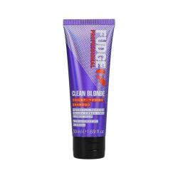 FUDGE PROFESSIONAL CLEAN BLONDE Violet-Toning Blond Hair Shampoo 50ml