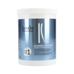 LONDA BLONDES UNLIMITED Creative Lightening Powder 400g