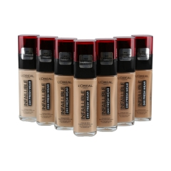 L'OREAL PARIS INFALLIBLE 24H Fresh Wear make-up foundation 30ml