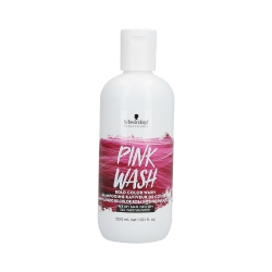 SCHWARZKOPF PROFESSIONAL BOLD COLOR WASH Pink Colouring shampoo 300ml