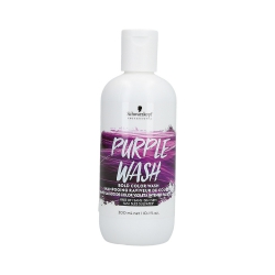 SCHWARZKOPF PROFESSIONAL BOLD COLOR WASH Violet Colouring shampoo 300ml