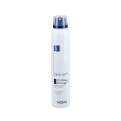 L'OREAL PROFESSIONNEL SERIOXYL Volumizing Coloured Spray - Black 200ml