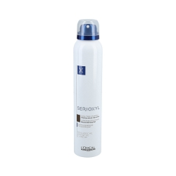 L'OREAL PROFESSIONNEL SERIOXYL  Volumizing Coloured Spray - Brown 200ml