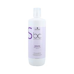 SCHWARZKOPF PROFESSIONAL BC KERATIN SMOOTH PERFECT Hair Shampoo 1000ml