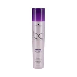 SCHWARZKOPF PROFESSIONAL BC KERATIN SMOOTH PERFECT Hair Shampoo 250ml