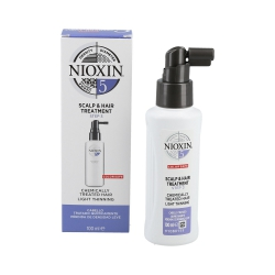 NIOXIN 3D CARE SYSTEM 5 Scalp Treatment Hair Thickening Therapy 100ml