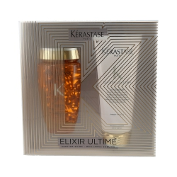 KERASTASE ELIXIR ULTIME Hair kit shampoo 250ml + Conditioner 200ml