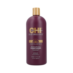 FAROUK CHI DEEP BRILLIANCE Olive & Monoi Optimum moisture conditioner 950ml