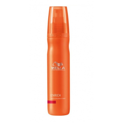 Wella Professionals Enrich Moisturizing Leave-In Balm for dry and damaged hair 150 ml