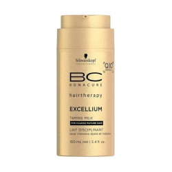 Schwarzkopf Professional BC Hairtherapy Excellium Taming Milk Coarse Mature Hair 100 ml