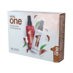 REVLON PROFESSIONAL UNIQ ONE ALL IN ONE Treatment Kit Classic 150ml+ Coconut 150 ml
