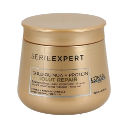 L'OREAL PROFESSIONNEL ABSOLUT REPAIR Gold Quinoa + Protein regenerating mask 250ml