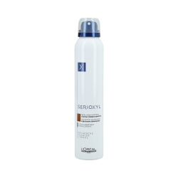 L'OREAL PROFESSIONNEL SERIOXYL Volumizing Coloured Spray - Light Brown 200ml