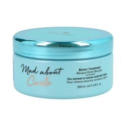 SCHWARZKOPF PROFESSIONAL MAD ABOUT CURLS Butter Treatment Mask 200ml