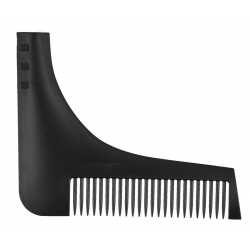 LUSSONI BC 600  Beard and Facial Hairstyling Barber's Comb