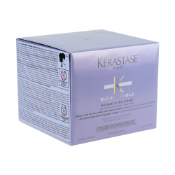 KERASTASE BLOND ABSOLU Masque Ultra-Violet colour neutralising mask 500ml