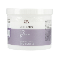 WELLA PROFESSIONALS WELLAPLEX No2 Bond Stabilizer Mask 500ml