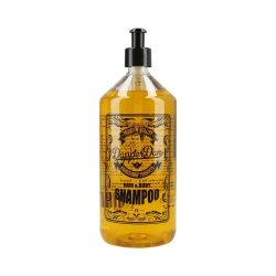 DAPPER DAN Hair and body shampoo for men 1000ml