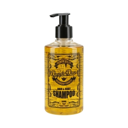 DAPPER DAN Hair and body shampoo for men 300ml