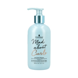 SCHWARZKOPF PROFESSIONAL MAD ABOUT CURLS Low Foam Cleanser 300ml