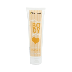 NACOMI Macadamia Oil&Coconut Oil Anti-cellulite body lotion 150ml