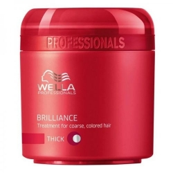 Wella Professionals Brilliance Thick Treatment for thick colored hair 150 ml