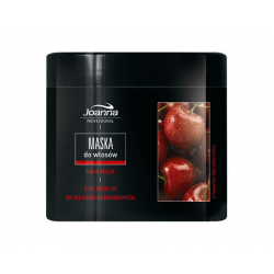 Joanna Professional Cherry Scent Hair Mask Coulored Hair 500 g