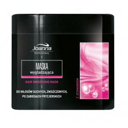 Joanna Professional Hair Smoothing Mask with silk 500 g