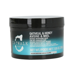 TIGI CATWALK OATMEAL&HONEY Regenerating mask for damaged hair 200ml