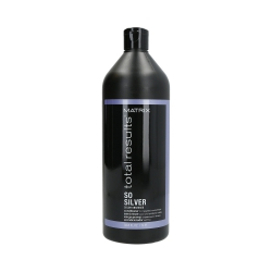 MATRIX TOTAL RESULTS COLOR OBSESSED SO SILVER Conditioner for blonde and grey hair 1000ml