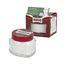 PRORASO RED Soothing Pre-shaving Cream 100ml
