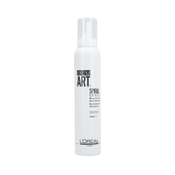 L'OREAL PROFESSIONNEL TECNI.ART Spiral Queen Curl defining mousse 200ml