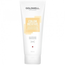 GOLDWELL DUALSENSES COLOR REVIVE Conditioner Light Warm Blonde 200ml