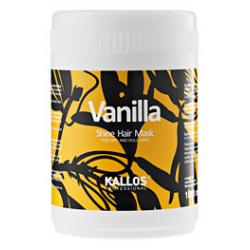 Kallos Vanilla Shine Hair Mask 1000 ml