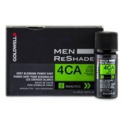 GOLDWELL MEN RE-SHADE 4CA 4x20ml