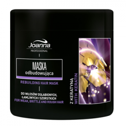 Joanna Rebuilding Mask with keratin 500 ml