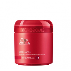 Wella Professionals Brilliance Fine/Normal Treatment for fine to normal colored hair 150 ml