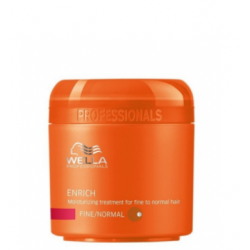 Wella Professionals Enrich Fine Moisturizing Treatment for fine and normal hair 150 ml