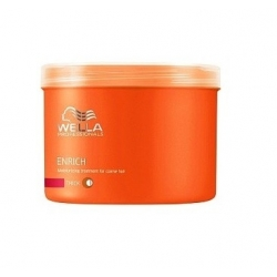 Wella Professionals Enrich Thick Moisturizing Treatment for thick hair 500 ml